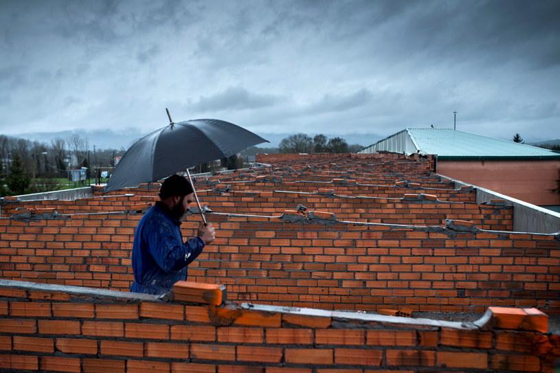 Sztorm Elsa w Galicji /BRAIS LORENZO /PAP/EPA