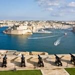 Sztorm nad maltańskim sektorem jachtowym