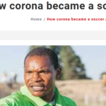 Sztuczki z koronawirusem podczas Mistrzostw Narodów Afryki