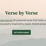 Sztuczna inteligencja Google pomoże w pisaniu wierszy