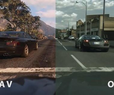 Sztuczna inteligencja wprowadza fotorealistyczną grafikę w GTA V
