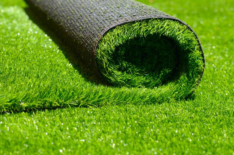 Sztuczna trawa to coraz popularniejsze rozwiązanie /123RF/PICSEL