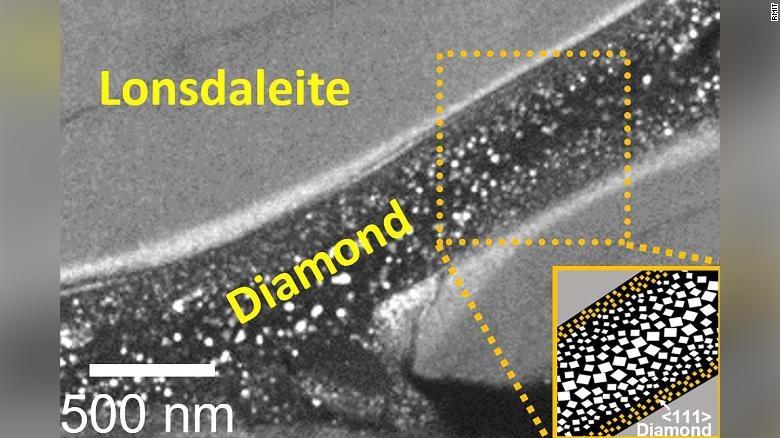 Sztuczne diamenty będą mogły zostać wykorzystane w wielu dziedzinach /materiały prasowe