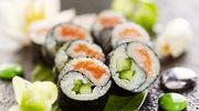 Sztuka jedzenia sushi