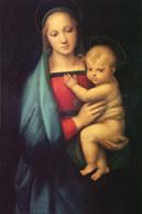 Sztuka włoska, Rafael, Madonna del Granduca, 1506 /Encyklopedia Internautica