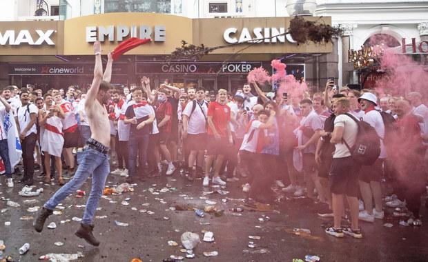 Szturm kibiców na Wembley! Chaos na stadionie i ulicach Londynu