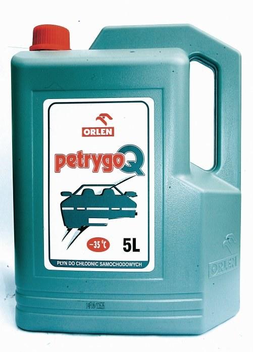 ...szukajmy płynu oznaczanego czasami jako klasa G11. /Motor