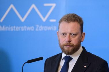Szumowski: Dodatkowe środki w NFZ m.in. na świadczenia szpitalne