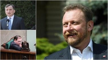 Szumowski, Ziobro, Kamiński: Koalicja Obywatelska domaga się serii dymisji
