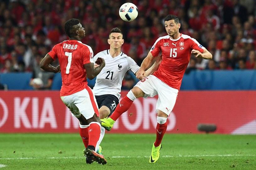 Szwajcaria na Euro 2016 jeszcze nie przegrała /AFP
