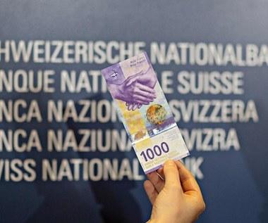 Szwajcaria na nowe 1000 franków
