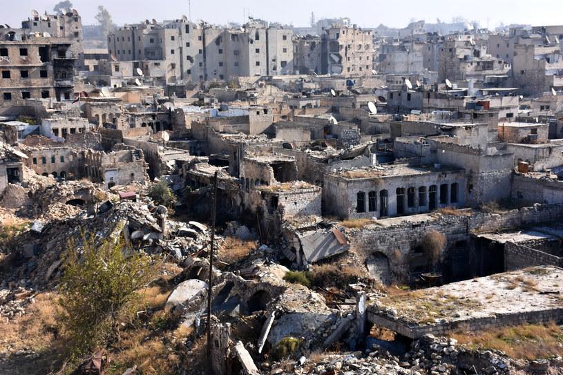 Szwajcaria przekaże 61 mln euro na pomoc dla ofiar syryjskiej wojny /GEORGE OURFALIAN  /AFP