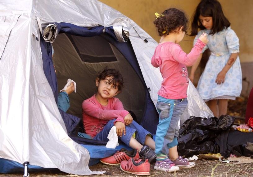 Szwajcaria przyjmie do 1500 uchodźców z Włoch i Grecji /PAP/EPA