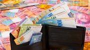 Szwajcaria: Wg prognozy 78 proc. przeciw bezwarunkowemu dochodowi