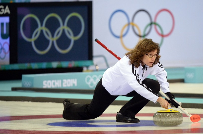 Szwajcarka Mirjam Ott /AFP
