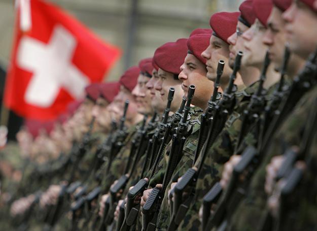 Szwajcarska armia /AFP