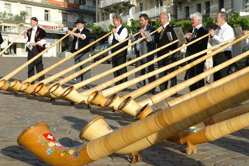 Szwajcarzy kochają muzykę /INTERIA.PL