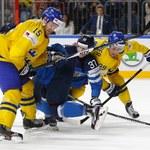 Szwecja - Finlandia 4-1 w półfinale hokejowych MŚ