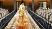 Szwecja: Noblowski bankiet w odcieniach złota