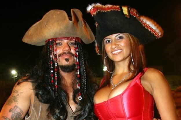 Szwecja - ostatni bastion piratów? /AFP