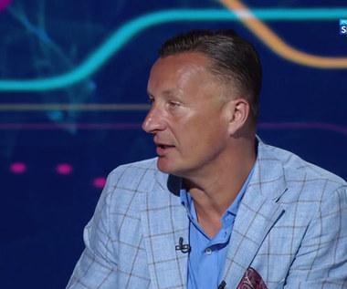 Szwecja -  Polska. Tomasz Hajto w Cafe Euro: Nie ma co patrzeć na przynależność klubową Szwedów (POLSAT SPORT). Wideo