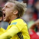 Szwecja triumfuje po szczęśliwej bramce i awansuje do ćwierćfinału!