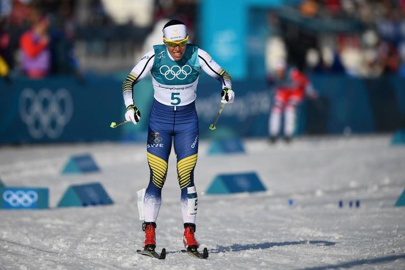 Szwedka Charlotte Kalla /AFP
