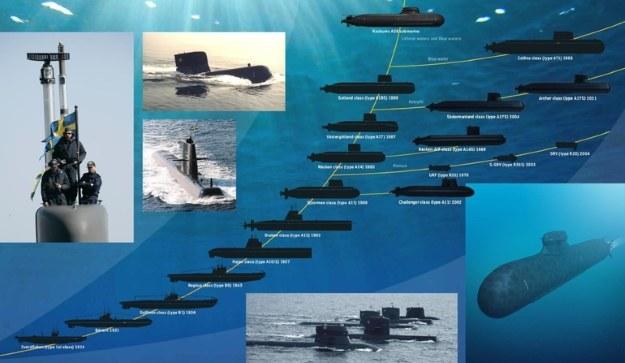 Szwedzi mają ogromne doświadczenie w budowaniu okrętów podwodnych.  Fot. Saab /materiały prasowe