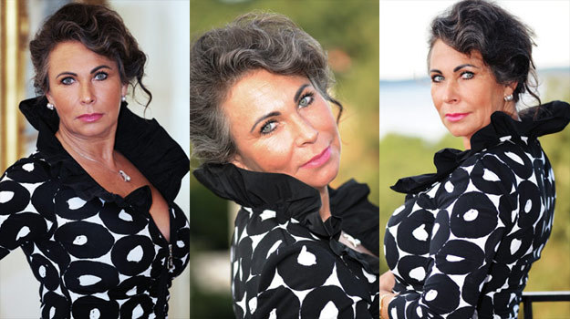 Szwedzka królowa nieruchomości - Wonna I de Jong - pochodzi z Przasnysza /Internet