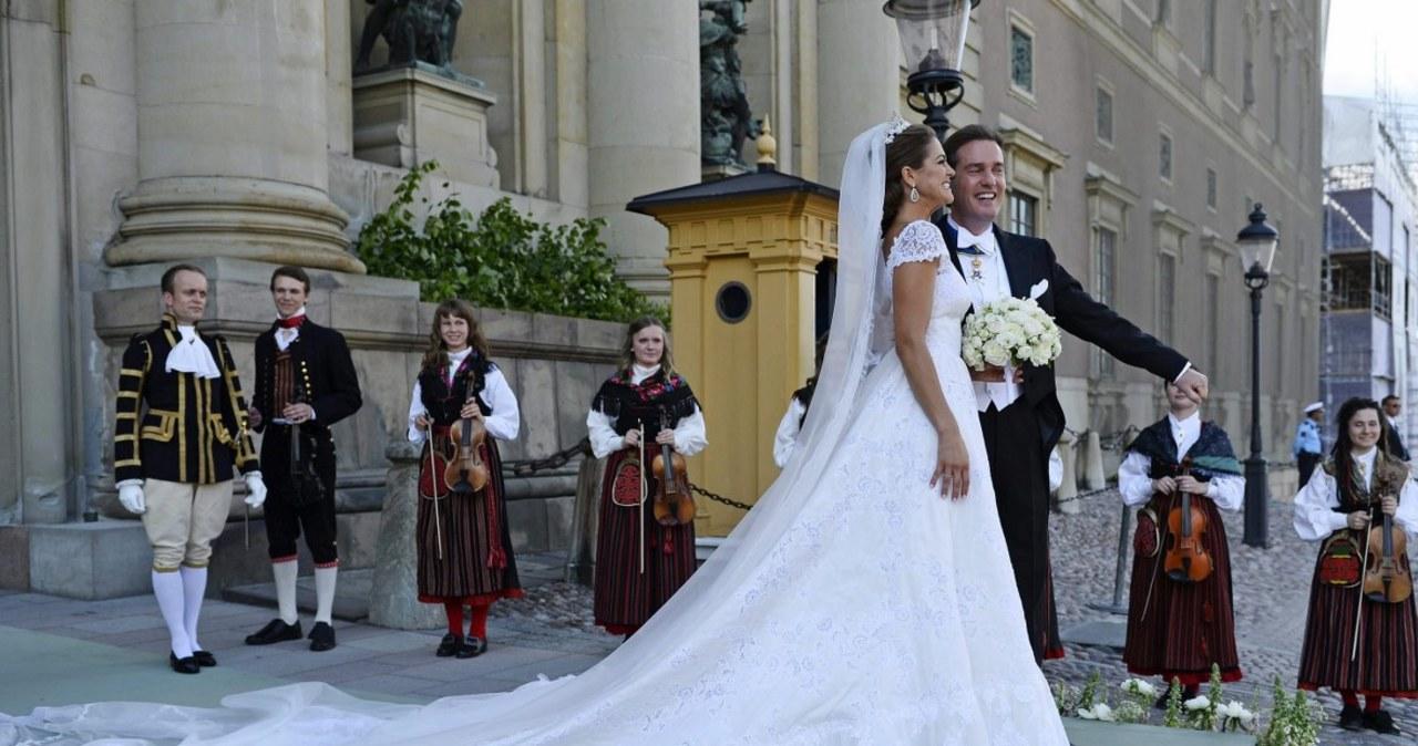 Szwedzka księżniczka wyszła za finansistę