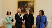 Szwedzka para królewska rozpoczęła wizytę w Polsce