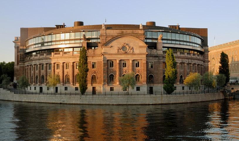 Szwedzki parlament, fot. Peter Haas /