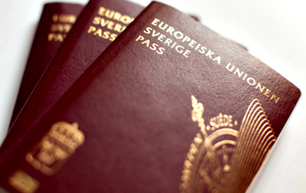 Szwedzki paszport uplasował się na drugiej pozycji /materiały prasowe