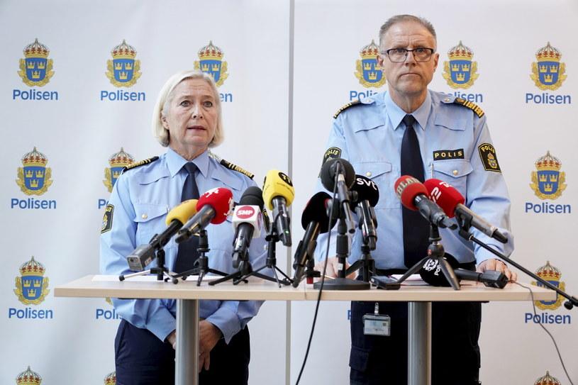 Szwedzki rysownik i rzeźbiarz Lars Vilks, zginął w niedzielę w wypadku samochodowym w Markaryd w południowej Szwecji /JOHAN NILSSON /PAP/EPA