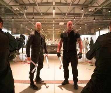 """""""Szybcy i wściekli: Hobbs i Shaw"""" już na DVD i Blu-ray"""