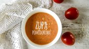 Szybka i tania zupa pomidorowa