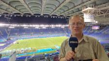 Szybka kontra ze Stadio Olimpico po spotkaniu Ukraina - Anglia. Wideo
