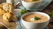 Szybka pomidorowa zupa rybna