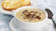 Szybka zupa borowikowa