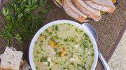 Szybka zupa drobiowa