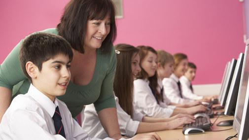 Szybki internet dla szkół