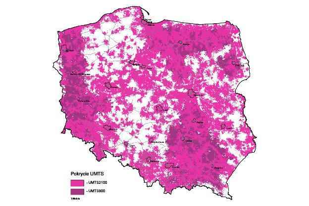 Szybki internet w T-Mobile jest już dostępny dla blisko 90 proc. populacji Polski. /materiały prasowe