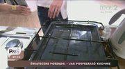 Szybki sposób na czystą kuchenkę