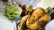 Szybki sposób na pieczonego kurczaka na butelce