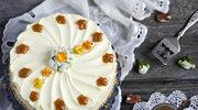 Szybki tort orzechowy, idealny na jesień