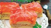 Szybkie ciasto jabłkowo-orzechowe