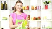 Szybkie sprzątanie w kuchni