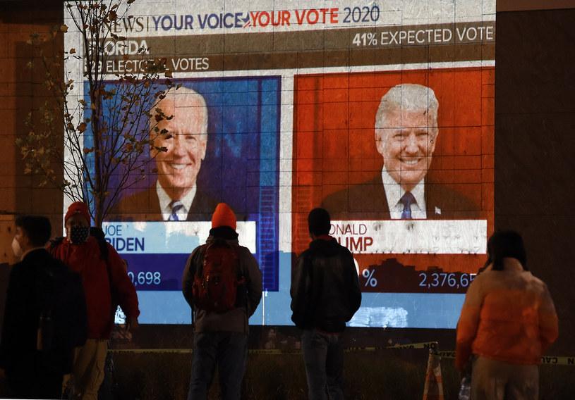 Szybko nie poznamy wyników wyborów w USA - uważa politolog z UKSW /OLIVIER DOULIERY/AFP /AFP