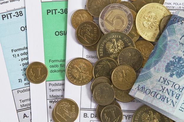 Szybsze złożenie PIT to szybszy zwrot pieniędzy. Fot. Leszek Kotarba /Agencja SE/East News