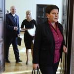 Szydło, Brudziński, Saryusz-Wolski i Bielan jedynkami PiS w wyborach do Parlamentu Europejskiego